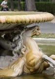 Fountain in Garden of Villa Borghese. Rome Stock Photography
