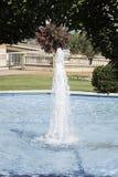 Fountain in garden Stock Photography