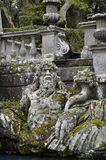 Fountain of the Giants, Villa Lante 2 Royalty Free Stock Photo