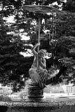 Fountain goddess Royalty Free Stock Photo