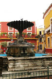 Fountain in guanajuato Royalty Free Stock Photography