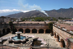 Fountain - Guatemala Royalty Free Stock Photo