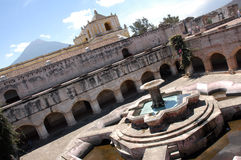 Fountain - Guatemala Stock Images