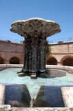 Fountain - Guatemala royalty free stock image