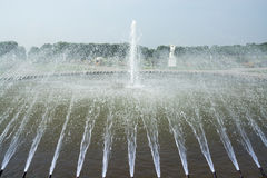 Fountain in Herrenhausen Gardens, Hannover, Lower Saxony, German Stock Photos