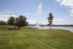 Fountain Hills Stock Images