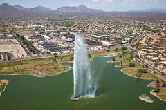 Fountain Hills Royalty Free Stock Image