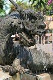 Fountain - Ho Chi Minh City - Vietnam Stock Photo