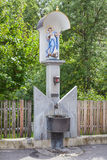 Fountain in Imst Royalty Free Stock Photography