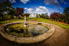 Fountain In The Rookery Stock Images