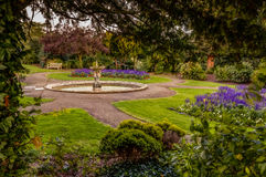 Fountain In The Rookery Royalty Free Stock Image