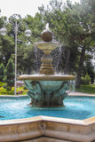 Fountain in indian style Royalty Free Stock Photos