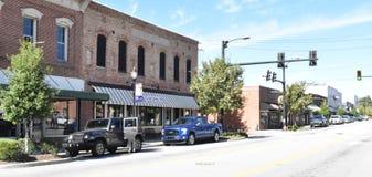Free Fountain Inn SC In Greenville County Stock Photo - 129685040