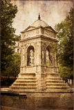 Fountain of innocents in Paris, France Royalty Free Stock Photo
