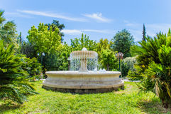 Fountain Royalty Free Stock Images