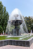 Fountain in Kharkiv, Ukraine Royalty Free Stock Photography