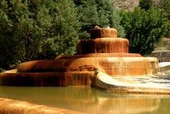 Fountain  in Kusadasi Stock Image