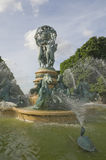 Fountain, Luxembourg Gardens Royalty Free Stock Images