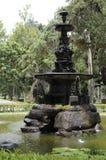 Fountain of the Muses,  botanical garden, Rio de Janeiro, Brazil. Royalty Free Stock Image