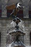 Fountain at National Palace Mexico City Royalty Free Stock Image