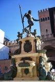 Fountain of Neptun Stock Image
