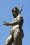 Fountain of Neptune. Bologna. Emilia-Romagna. Italy. Stock Photo