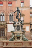 The Fountain of Neptune, Bologna Royalty Free Stock Photos