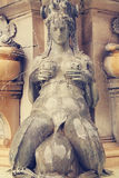 Fountain of Neptune. Bologna. Italy Royalty Free Stock Images
