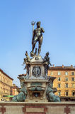 Fountain of Neptune, Bologna Royalty Free Stock Image