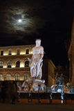 Fountain of Neptune, Florence Stock Photos