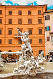 Fountain of Neptune Royalty Free Stock Image