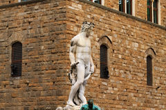 Fountain of Neptune Stock Image