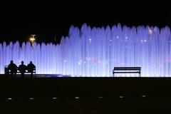 The Fountain Royalty Free Stock Photos