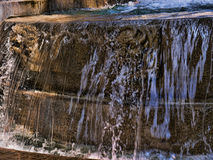 Fountain of the old city of Turin Italy Royalty Free Stock Photography