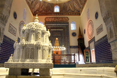 Fountain in mosque Stock Photography