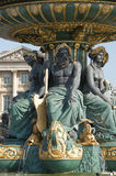 Fountain,Paris, France Royalty Free Stock Image