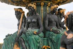 Fountain, Paris Stock Image