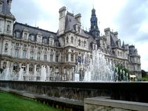 Fountain Parisienne Royalty Free Stock Image