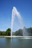 Fountain in the park Stock Photo