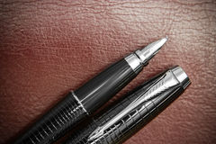 Fountain pen Stock Photos