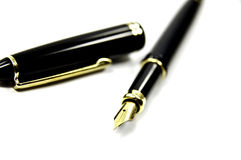 Fountain pen Royalty Free Stock Image