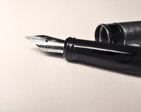 Fountain pen Stock Image