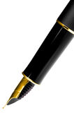 Fountain pen for business Stock Image
