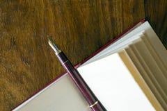 Fountain pen Royalty Free Stock Image