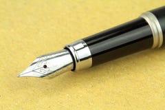 Fountain pen Stock Photos