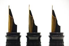 Fountain Pens Royalty Free Stock Photos