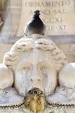 Fountain on the Piazza della Rotonda in Rome, Italy Stock Photo