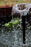 Fountain Pond Royalty Free Stock Image