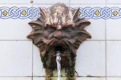 Fountain. Stock Photo