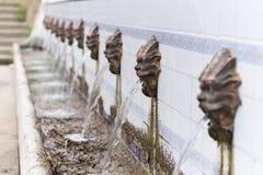 Fountain. Royalty Free Stock Photos